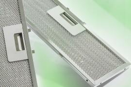 Figeva produce Filtri per cappe in alluminio