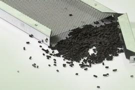 Filtri metallici con carbone attivo