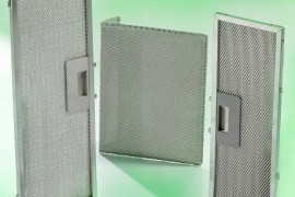 Filtri per cappe in alluminio realizzazioni su misura