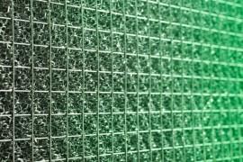 Filtri piani con all'interno multistrato di filo zincato