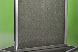Produzione di Filtri per cappe ristoranti in acciaio inox AISI 304 reti microstirate