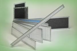 Vasta gamma di filtri fancoil